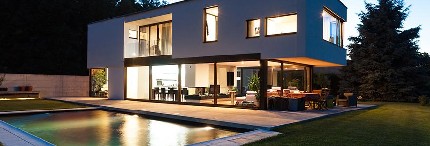 louer une villa