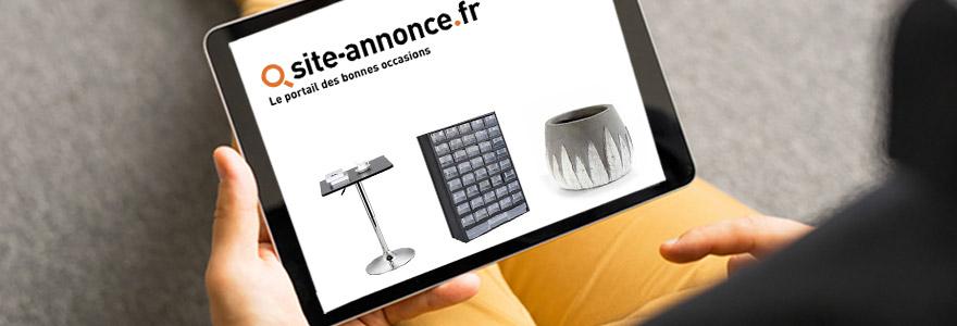 meubles d'occasion sur internet