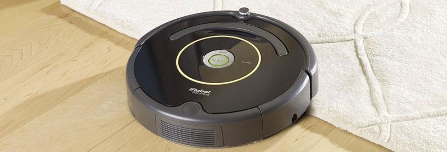 achat de robots aspirateurs nettoyeurs en ligne