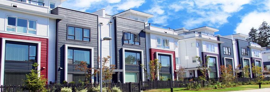 biens immobiliers à la vente dans le neuf