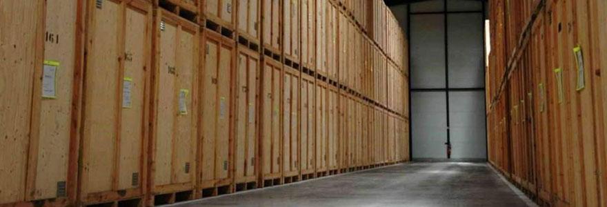 Stocker ses mobiliers dans un garde meuble
